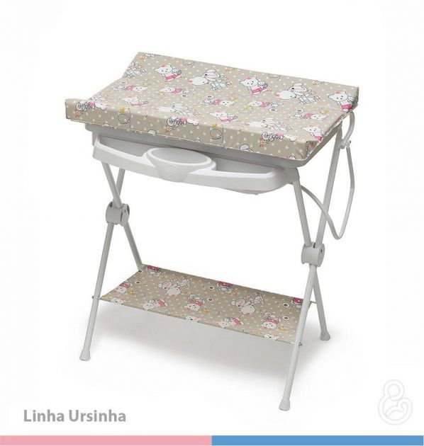 Banheira Luxo Ursinha 7015UR - Galzerano 97353