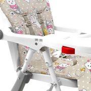 Cadeira Alta Premium Ursinha 5070UR - Galzerano  98524