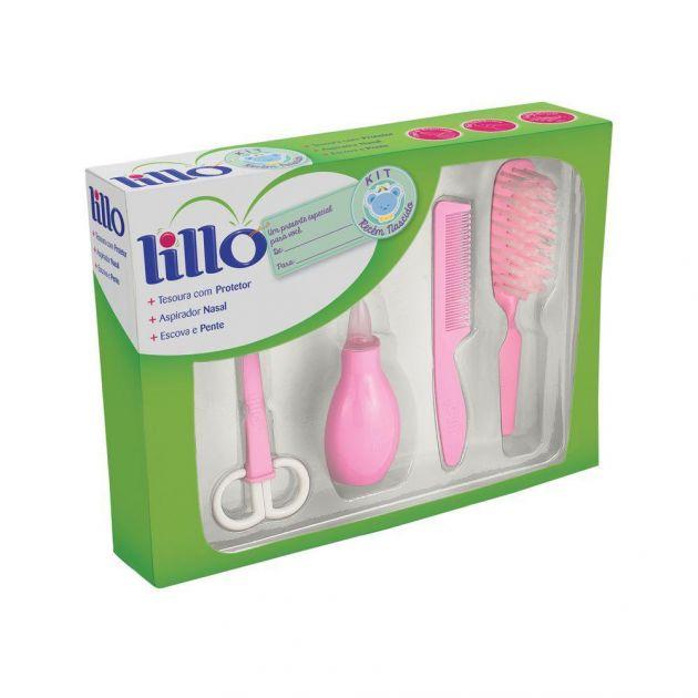 Kit Recem-Nascido Rosa 605831 - Lillo 080884