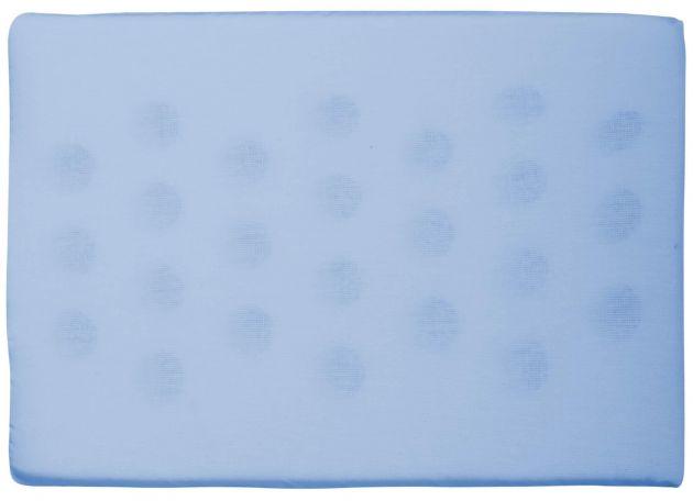 Travesseiro Antissufocante Liso Azul Bercinho - Incomfral 088216